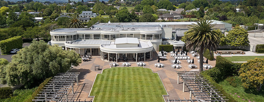 Iconic landmark to become The Vines Clubhouse